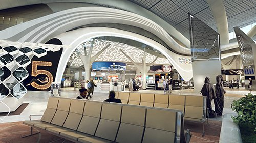 .@ariretail wins 10 year duty free contract to operate retail area in Abu Dhabi Intl Airport
