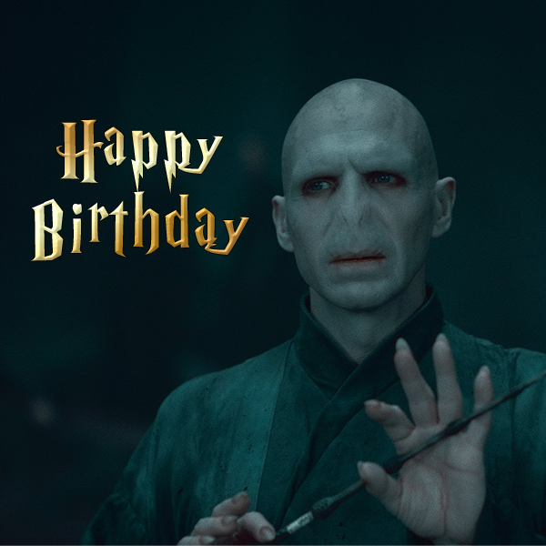 voldemort birthday Happy birthday #ralphfiennes, the actor gave us the shivers with  voldemort birthday