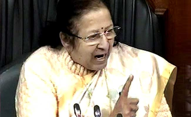 Congress lawmakers have no national interest, only vested interest: Lok Sabha Speaker https://t.co/h01BsupMf4 https://t.co/yTDxI2MLnM