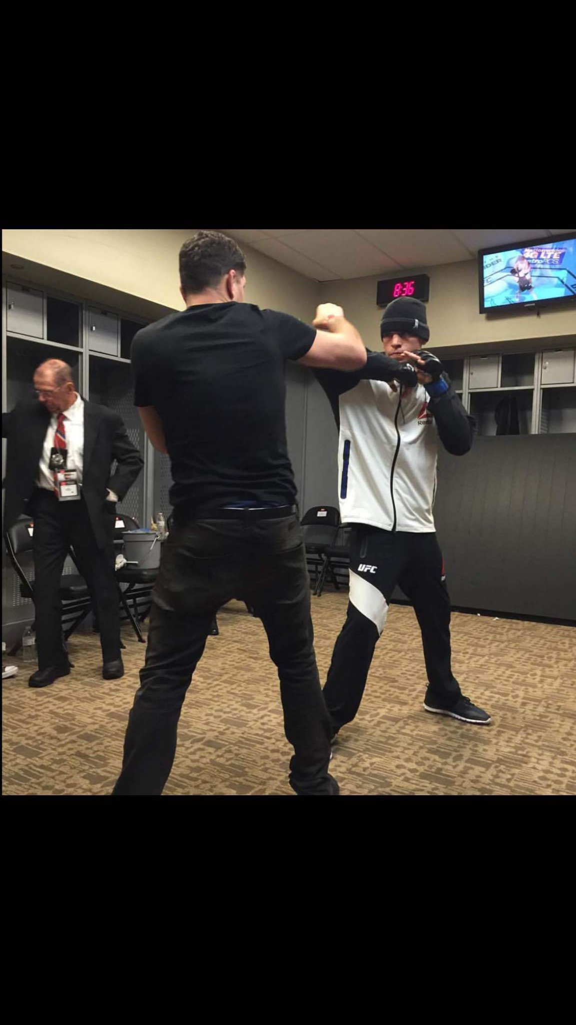 With nick diaz before fight ... https://t.co/oS9RrhrMNH https://t.co/KkHMUoMOWp