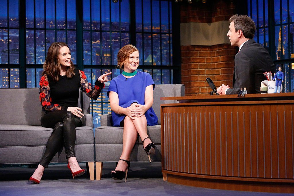 The most Amy Poehler and Tina Fey things the pair said on their Sisters press tour:
