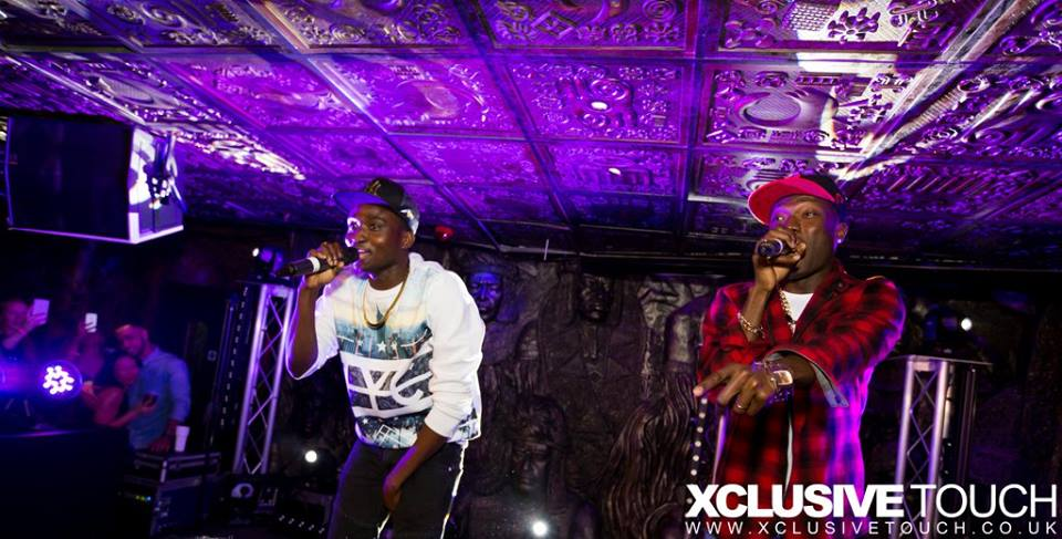Friday night with the dynamic duo @ReggieNBollie! Like, Share & Tag your photos: https://t.co/BAcPaKM0Mf https://t.co/R1LHTg79w6