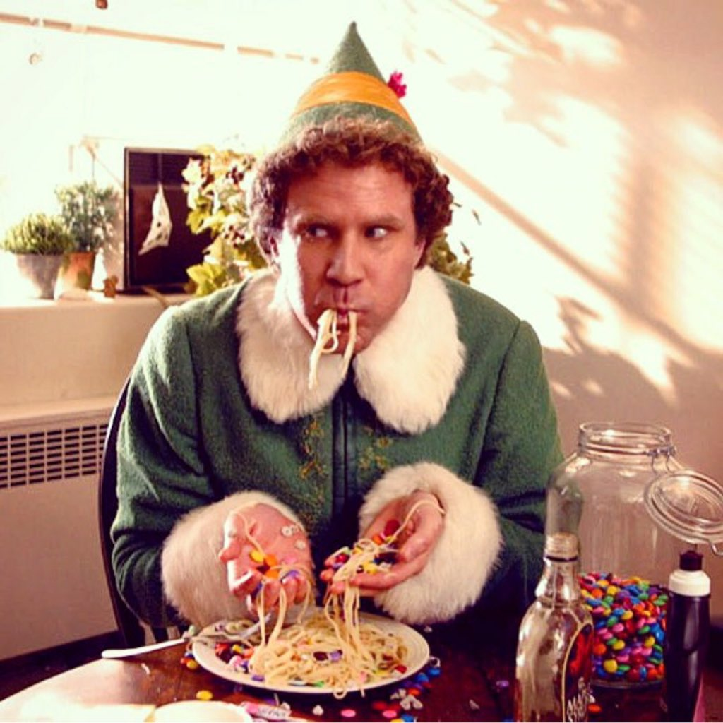 Christmas holiday time! #buddytheelf https://t.co/m7UFTLgrra