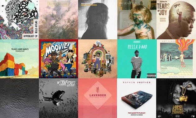 The top 15 #BayArea albums of 2015 https://t.co/oHk3p0ISKs https://t.co/80PR0GxZgz
