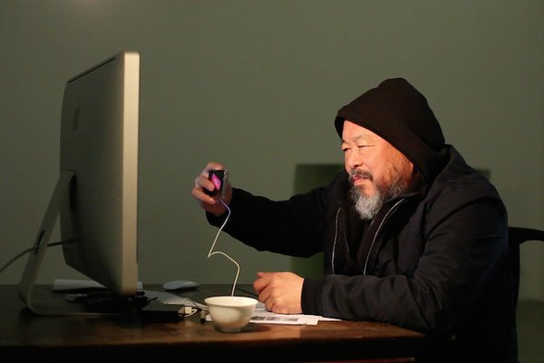 On the list of our top 10 #interviews of 2015: Ai Weiwei (@aiww) - https://t.co/cYEwq7uHNM https://t.co/2dKrgbec68