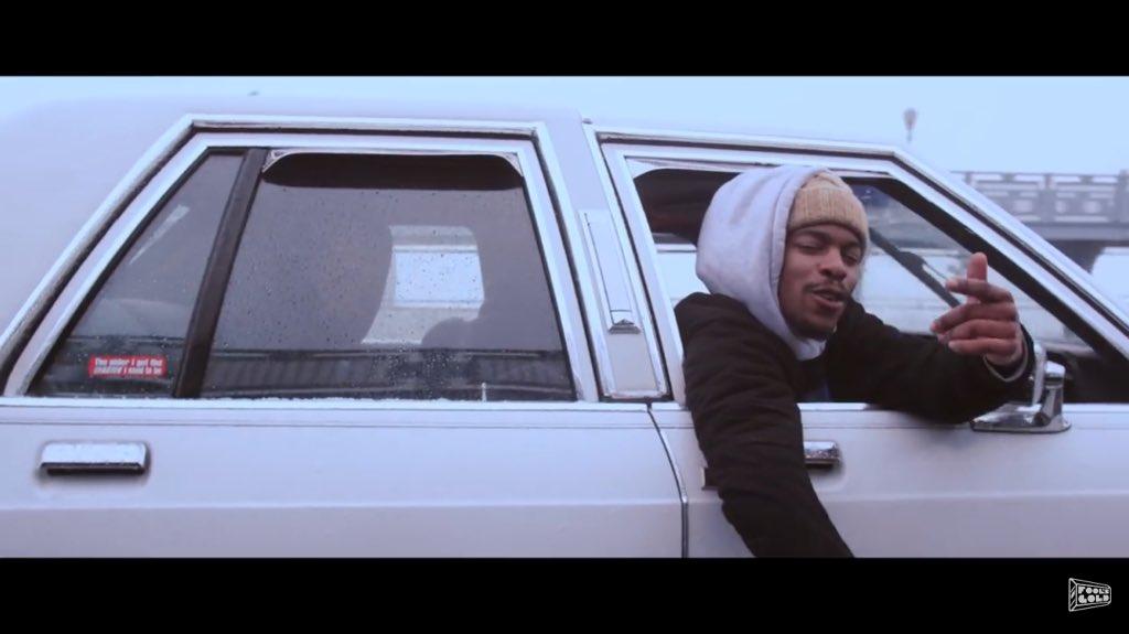 take a ride w/ @GrandeMarshall through the cold streets of N. Philadelphia in #PULLUPSTHEME https://t.co/S6TUxRO8kU https://t.co/Te90xkVL1M