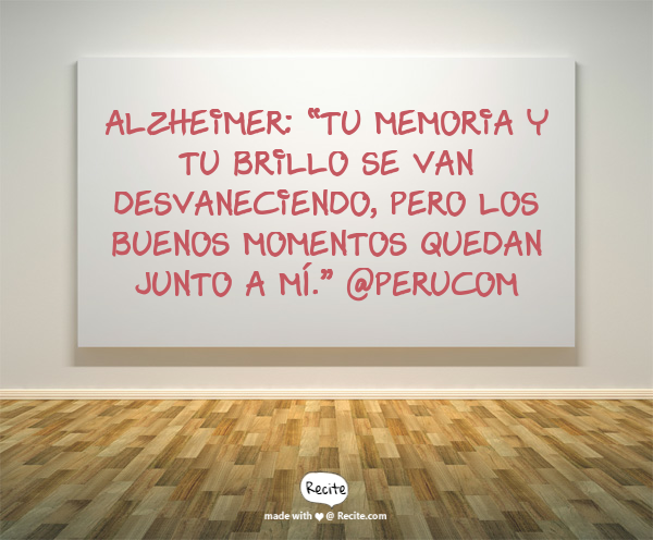 #Alzheimer: Mi Experiencia https://t.co/w6kXSXYcE3 #LaHoraMagica692 https://t.co/eprCTLmMBU