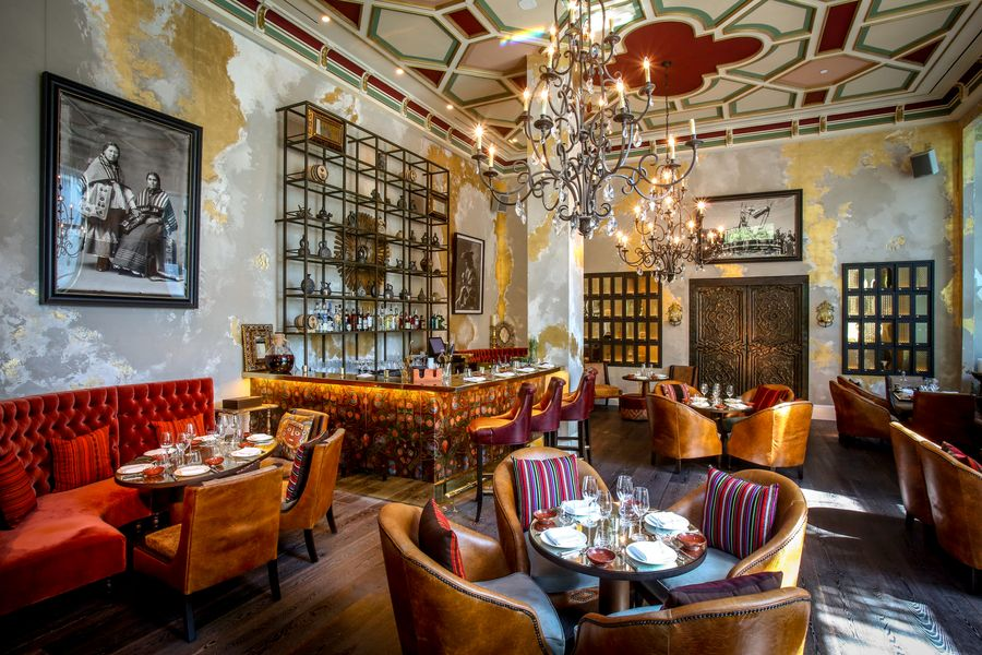 Coya restaurant miami the spirit of latin america in