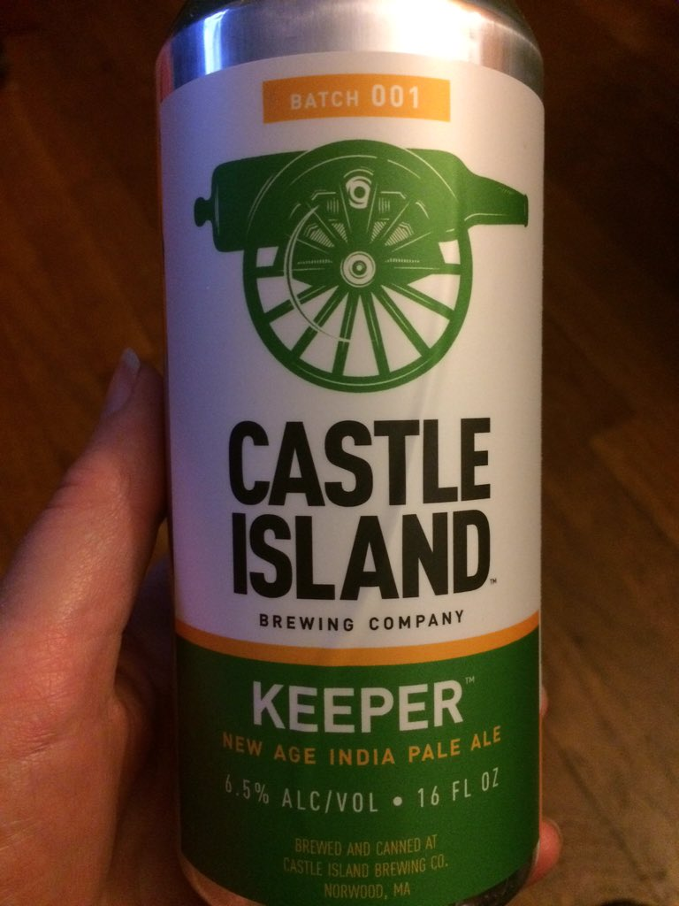 Enjoying a Keeper from @cibrewing #TopBrewsTues https://t.co/FBi1PLpyMn