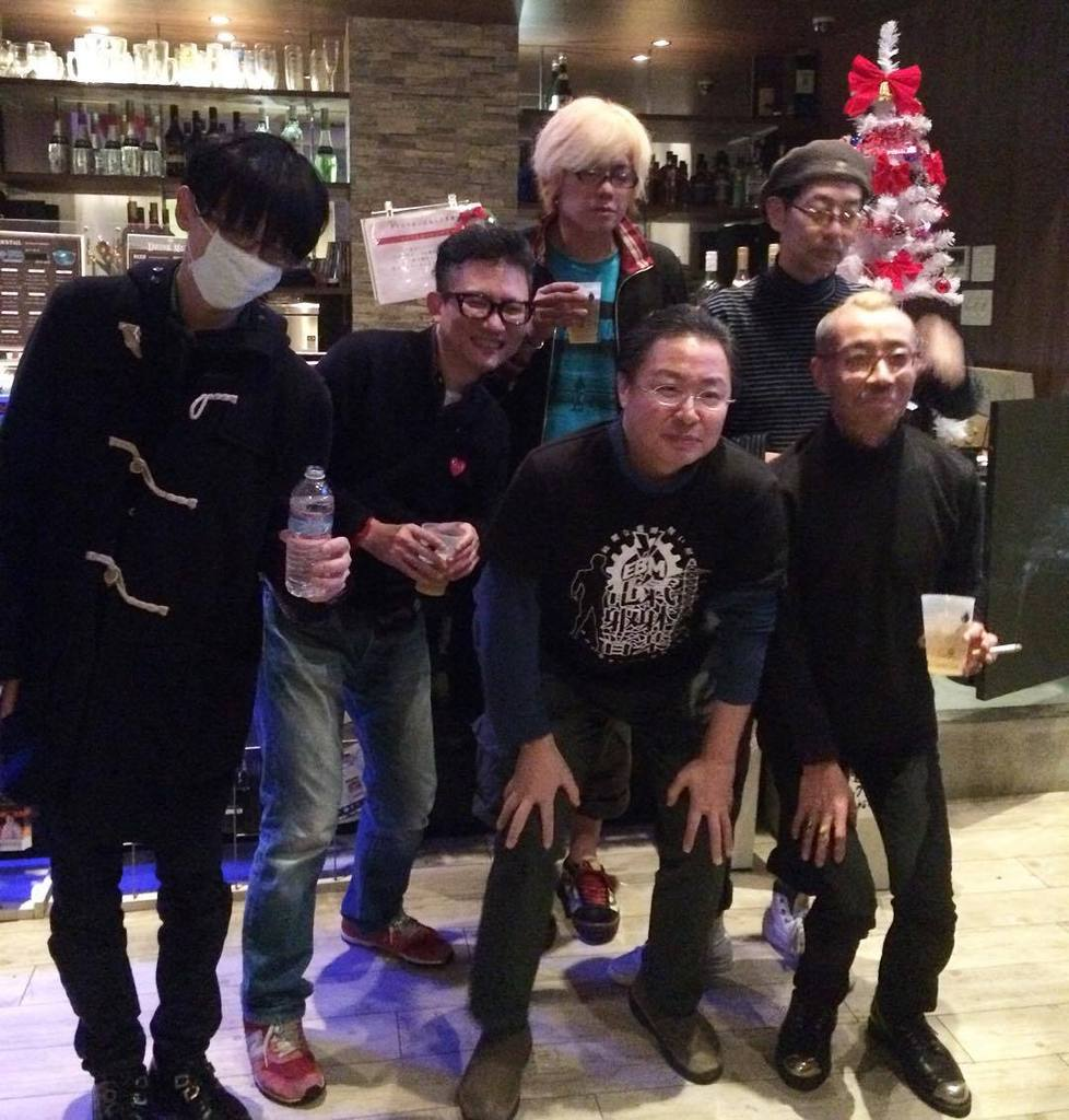 昨日の祝電4の出演者のみなさん。みんなメガネ男子! #tw https://t.co/3SirWRV05Z https://t.co/5Hw7dQCWNe