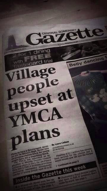 Tip of the cap to the sub-editor at the Central Somerset Gazette. https://t.co/oq8E4N90E8