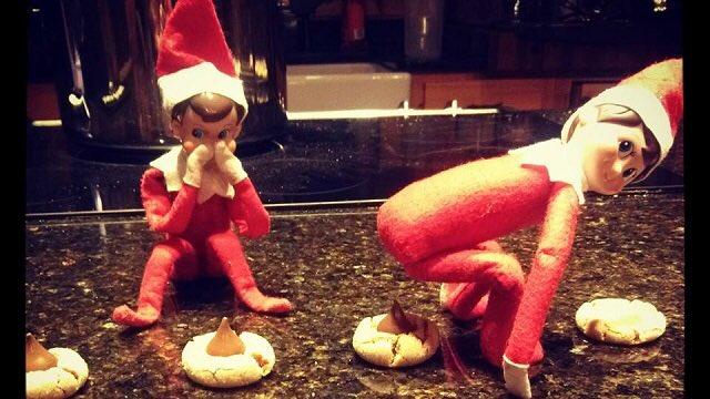 What's happened to elf cookies lately? https://t.co/lzqSrk6Mfm