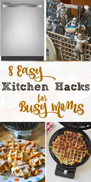 8 Easy Kitchen Hacks for Busy Moms - #BlissfullyDomestic #HouseExperts #ad https://t.co/hVRCfhc0lo https://t.co/lpYGXUfU8Y