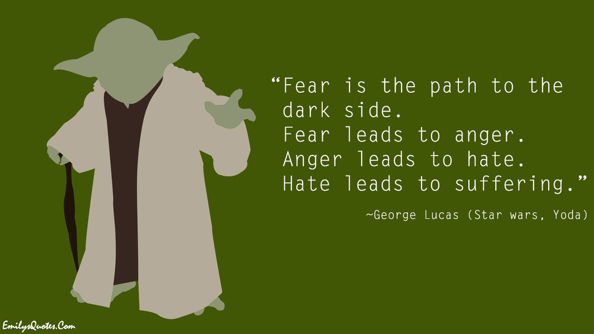 Take you which path? ~ #YodaSpeakASaying https://t.co/mJwBaMKmaK