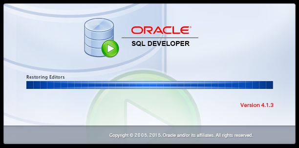 Oracle SQL Developer v4.1.3 now available. CVS support, updated ORDS & Data Modeler #Oracle #SQLDev https://t.co/41hd1OrWik
