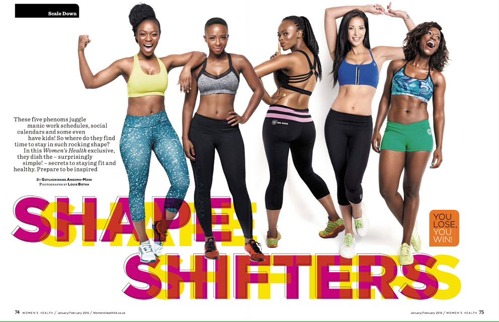 .@LeeAnn_L @unathimsengana @HlubiMboya @Boity @NomzamoMbatha in the new issue of @WomensHealthSA. On shelves NOW! https://t.co/qk0erUgShv