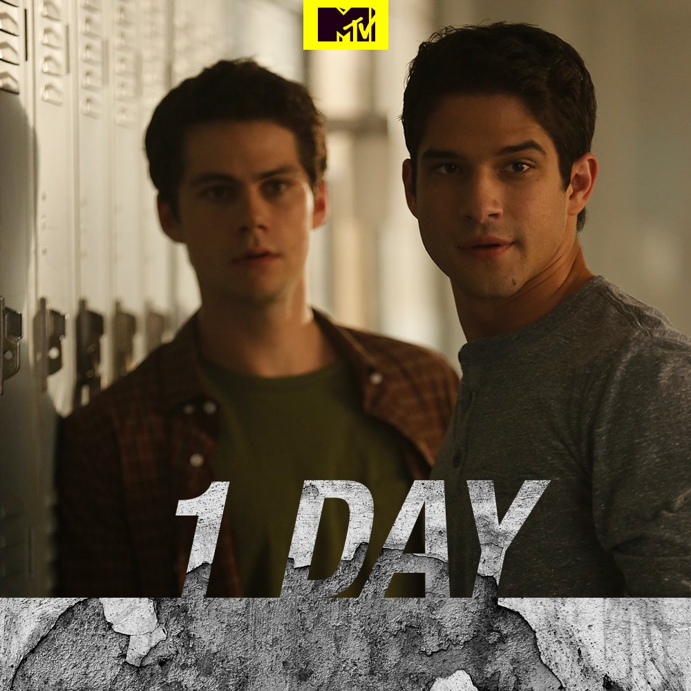 Tomorrow. #TeenWolf