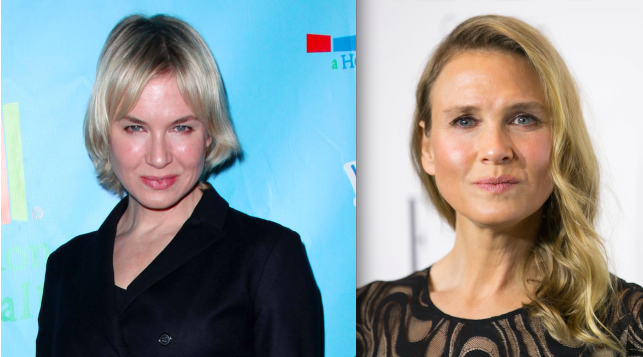Renee Zellweger breaks her silence on surgery criticism