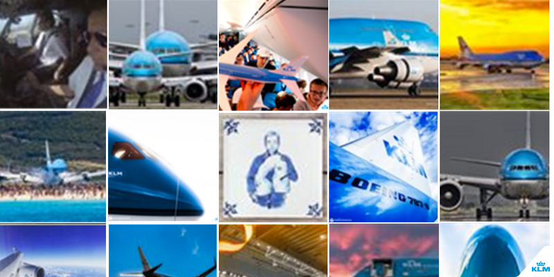 Here are some of the best @KLM posts of 2015!
