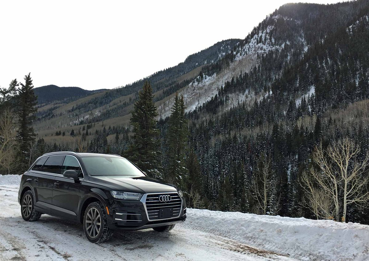 Here is What Happened This Weekend at @Audi's Epic Holiday Event in #Aspen | #AudiQ7 https://t.co/Ma9Xi0jIfU https://t.co/jK5JnPM45l