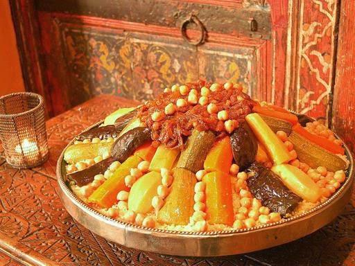 la cuisine marocaine au monde