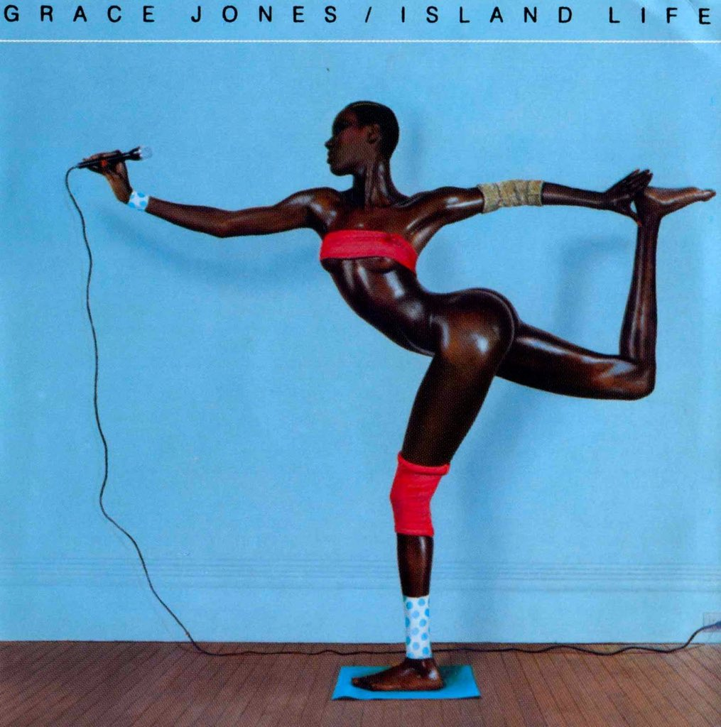#BestBlackAlbumCovers Grace Jones https://t.co/fUhMgGfiq7
