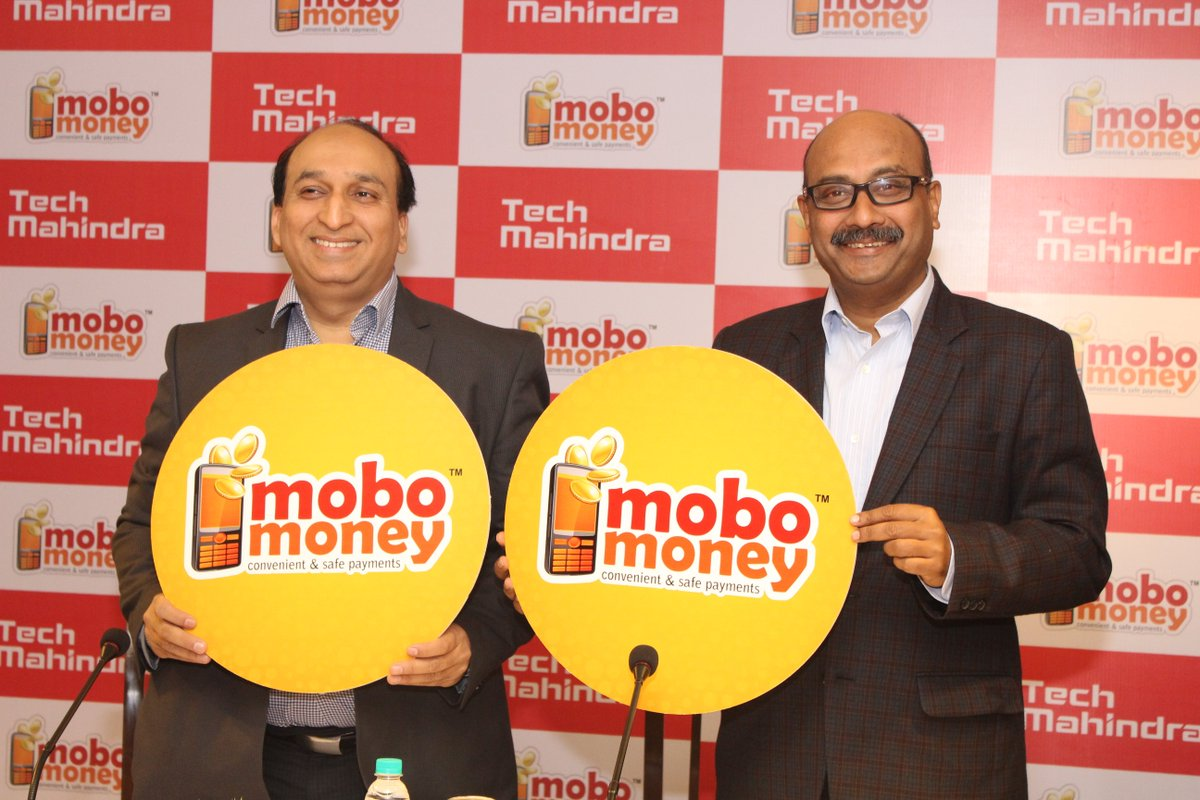 .@tech_mahindra launches India's 1st contact-less digital payment system, MoboMoney Follow: https://t.co/dRAfF6nZkH https://t.co/KVvTnQer9X