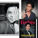 RT @avigowariker: #ForbesIndiaCelebrity100 cover shoot with @iamsrk . A cool dude as always! https://t.co/jvGkKXxxNI