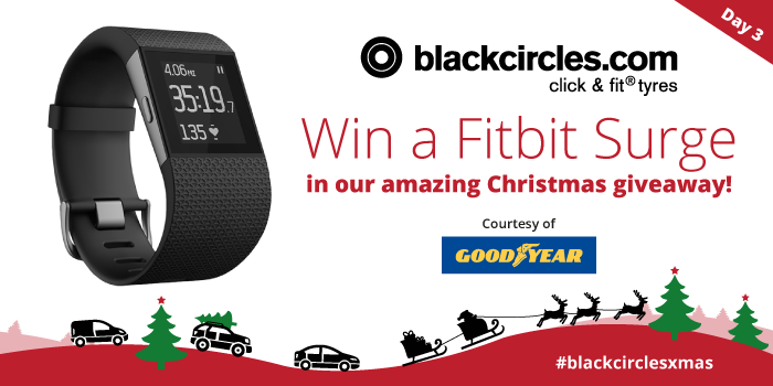 #Win #fitbit watch - To enter RT & follow @blackcircles more ways to win @ https://t.co/bJnd1aWXKr Ends 31/12 https://t.co/9sdJYKML01 btxk