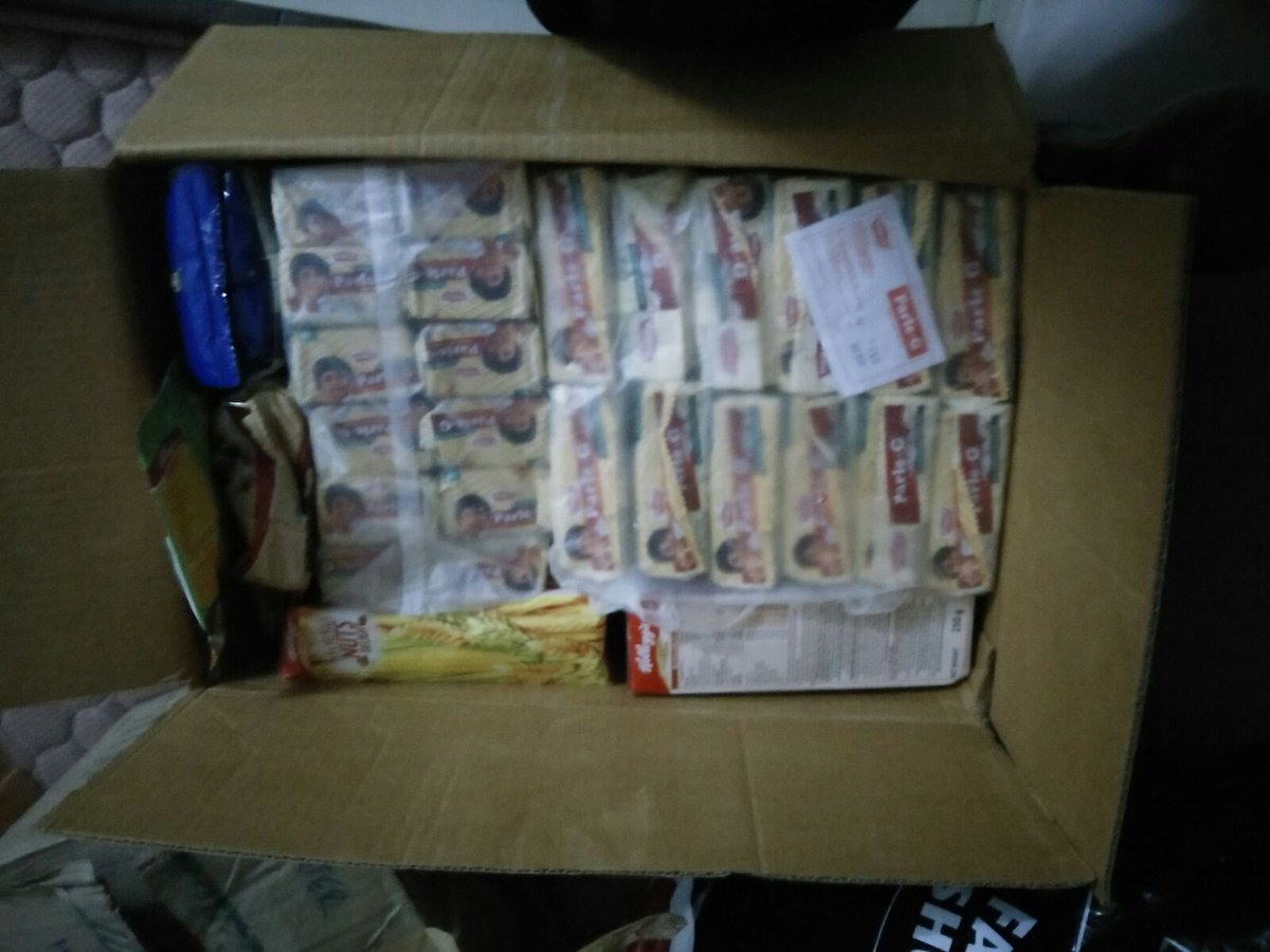 I have two box full of biscuits.. Any relief camp need them? #ChennaiRainsHelp #ChennaiFlood https://t.co/R1zN0LzVVn