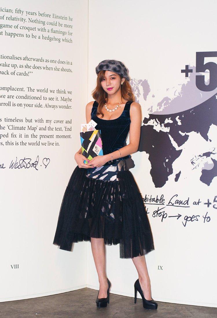 池田エライザが着るVivienne Westwood最高すぎる https://t.co/CS4dmW4NHb