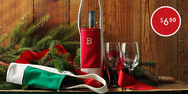 Get Day 4's exclusive St. Nick's Pick, Single Canvas Wine Tote, for $6.50: https://t.co/JUU2iPp4GN #LandsEndHoliday https://t.co/wAtupqlsMc