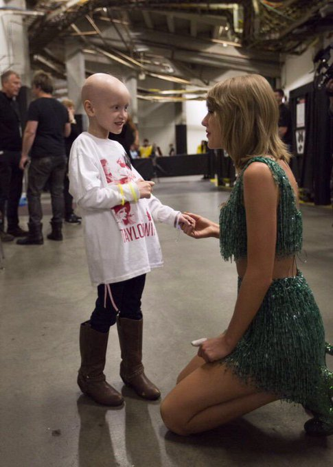 Happy birthday Taylor Swift. You have such a beautiful soul. Thanks for making the world a better place.