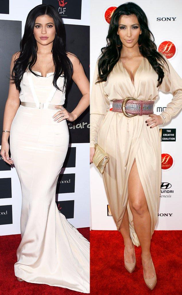 #KylieJenner Gives Us Old-School #KimKardashian Vibes at #Rihanna #DiamondBall #runway #news https://t.co/bpoXWngwog