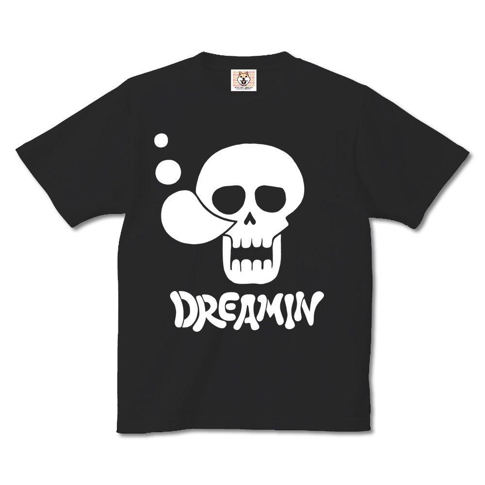 【悪意1000%Tシャツ情報】漫画「いとしのムーコ」公式Tシャツ『DREAMIN』若き日のイケメンうしこうさんが着てるT