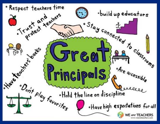 A good principal makes a big difference to teachers, students & school culture via @WeAreTeachers #edchat #cpchat https://t.co/m0QfQ3MU0E