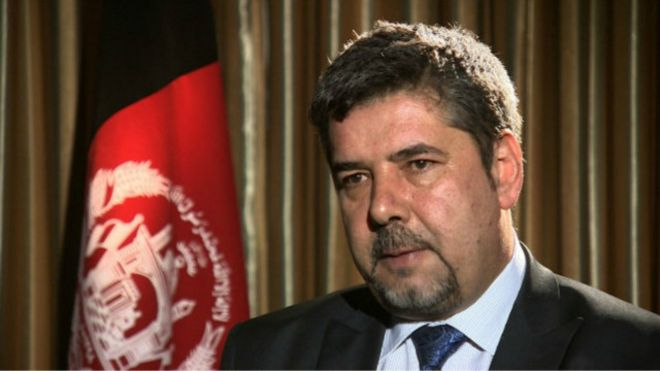 نظر شما درباره استعفای رئیس امنیت ملی #افغانستان چیست؟ فکر میکنید استعفای بالاترین مقام امنیتی دولت نشانه چیست؟ https://t.co/kGxROy8Njj