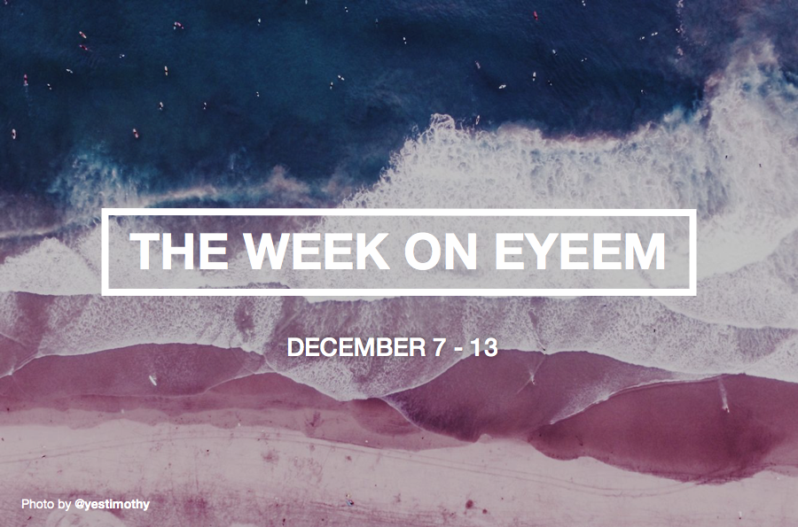 Time for your Sunday special: It's The Week On EyeEm! https://t.co/w8G7rKddiv https://t.co/5lGQNwbW7C