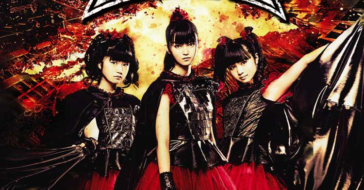 There's going to be a new @BABYMETAL_JAPAN album next year!