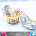 Supporting @DiamondsUnleashed by Kara Ross on @HSN launch tonight at 7pmET. Tune in to watch. #DIAMONDSUNLEASHED. https://t.co/eQgllNfUsL