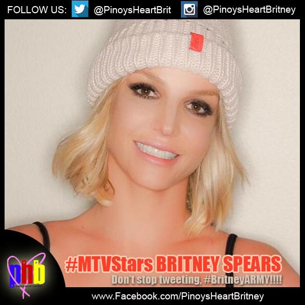 Please RT this: MTV Stars of 2015 UPDATE.. #MTVStars Britney Spears https://t.co/wlraH86q1n