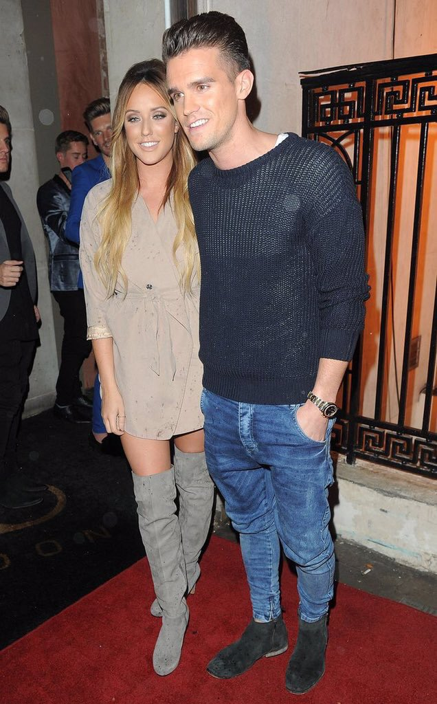 Charlotte & Gaz are relationship goals