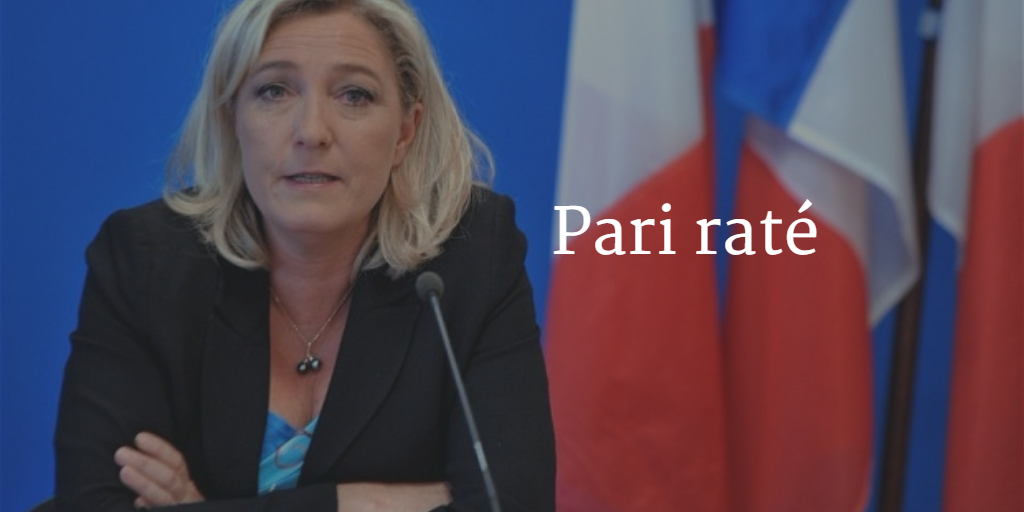 #Regionales2015 Selon nos informations, le FN n'obtient aucune région https://t.co/ZlHvq5xsi5 https://t.co/djdAMOWp0x
