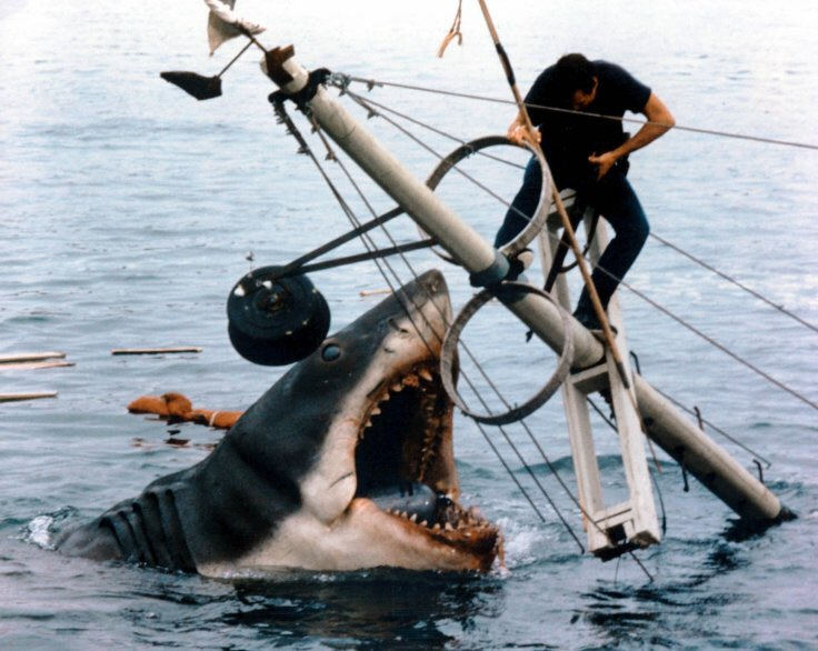 A hungry fish continually faces adversity in it's quest for food.   #ExplainAFilmPlotBadly https://t.co/cRz6hzQUAm
