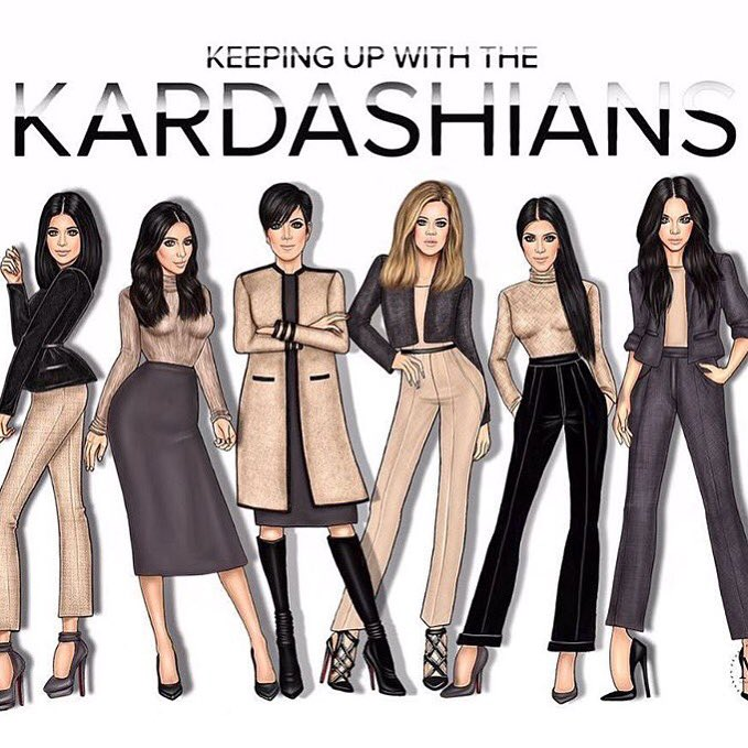 Who's tuning in to tonight's episode of #KUWTK????!?? https://t.co/qkEsEYGDb3