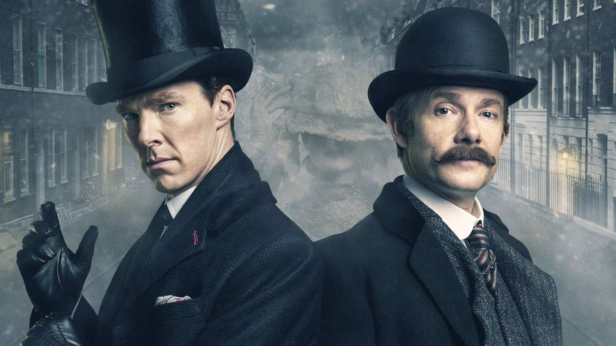 More 'Sherlock' Is Coming Your Way With Ghosts, Intrigue And Benedict Cumberbatch