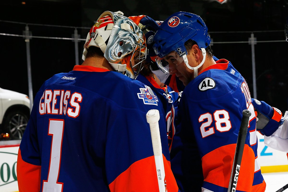 NHL Roundup: Islanders Extend Unbeaten Roll To 10