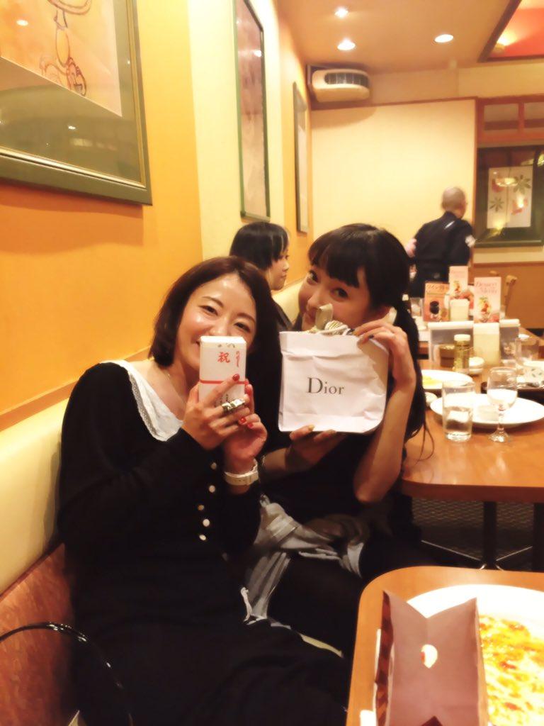 おめ♪ RT @CHIBAREI_DURGA: 可愛い妹分アスカ @manic_insomnia から、プレゼント貰ったの