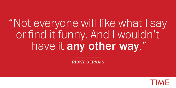 .@rickygervais on the difference between American and British humor