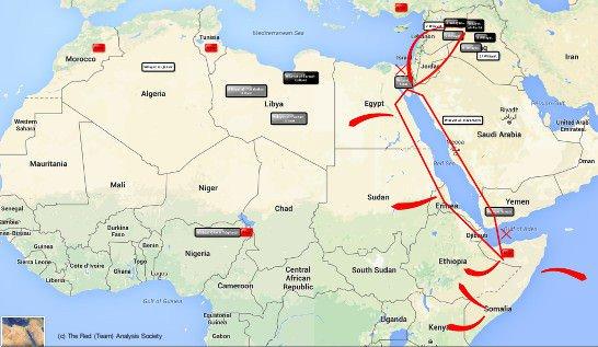 At War against a Global Islamic State – Facing a Strategic Trap inSomalia? https://t.co/Jjt8u2Zc0I https://t.co/IQA2Plk4FQ